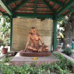 Estatua Gandhi