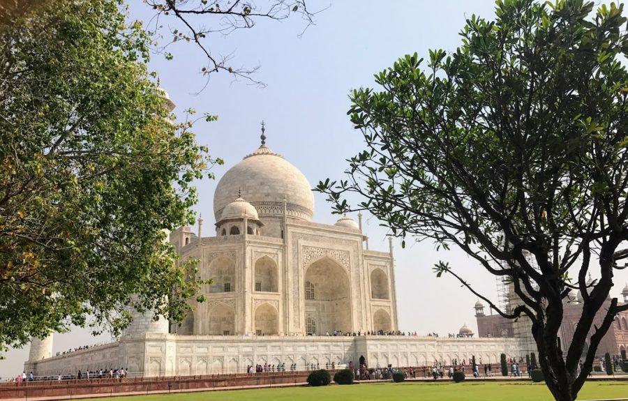 Tah Majal en Agra